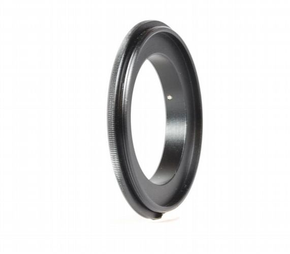 Photo Plus Macro Coupler Reverse Ring 46mm to 52mm