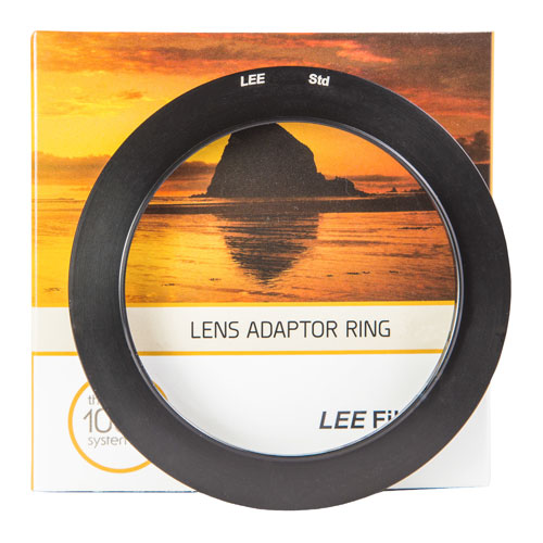 Lee Filters 82mm Standard Adaptor Ring for 100mm System