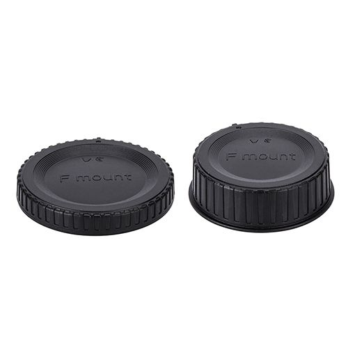 Nikon Body & Rear Cap Set