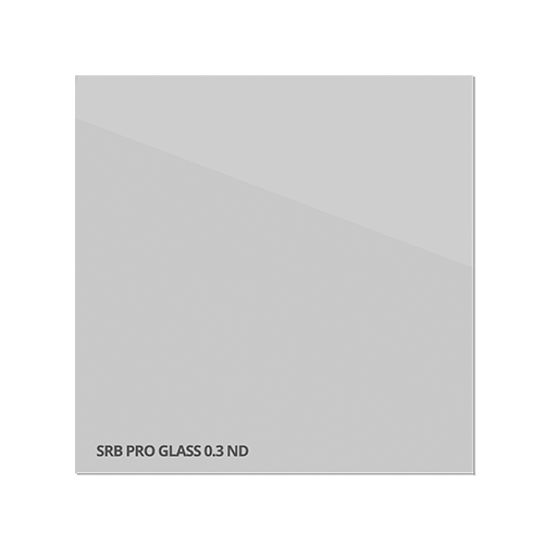SRB 0.3 Full Neutral Density Pro Glass Filter