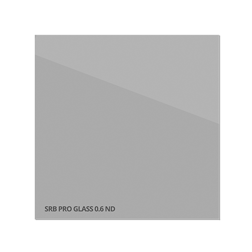 SRB 0.6 Full Neutral Density Pro Glass Filter