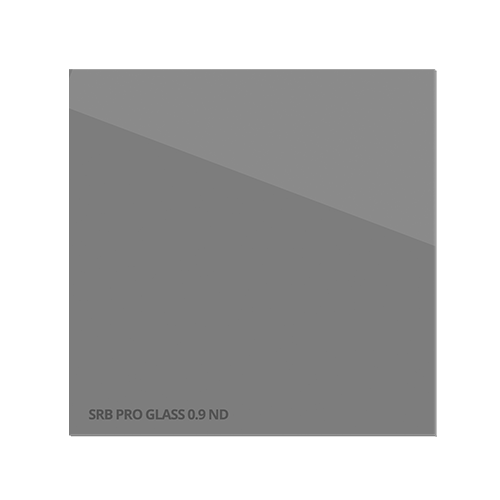 SRB 0.9 Full Neutral Density Pro Glass Filter