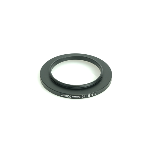 40,5 mm 52 MM filtro adaptador Step-up adaptador filtro adaptador step up 40,5-52