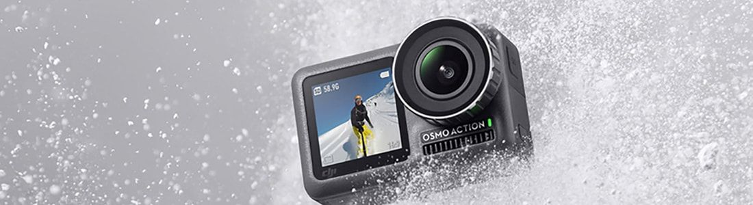DJI Osmo Action Camera Vs. GoPro Hero 7 - SRB Photography Blog