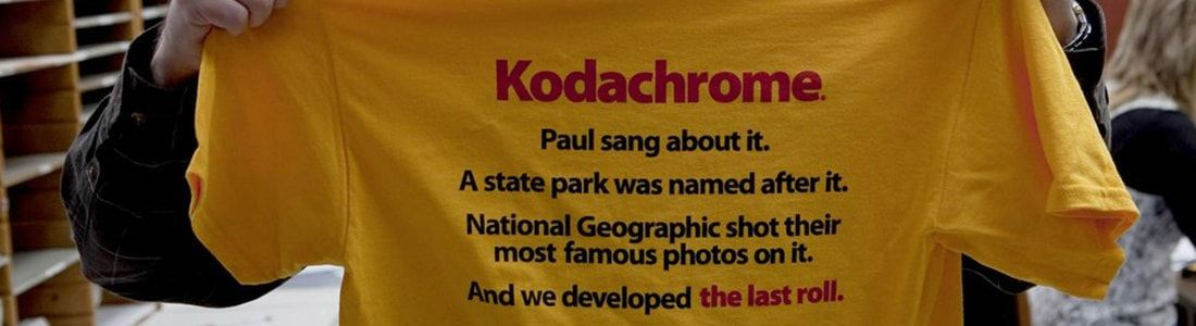 Kodachrome returns, thanks to Netflix