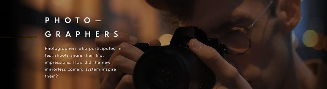 Latest Nikon Teaser Ahead of Mirrorless Launch